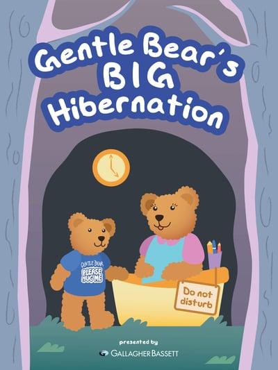 Gentle Bears Big Hibernation